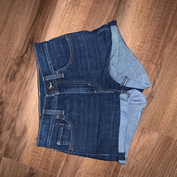 Levi's Pants - Levi Womens high waisted shorts